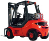 Used Gas Forklift Truck